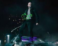 Jason Statham Fast Furious 7 SIGNED AUTOGRAPHED 10X8 PRE-PRINT PHOTO