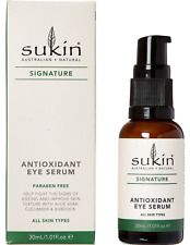 SUKIN Super Antioxidant EYE Serum Anti-aging Clean Eco Friendly 30ml new
