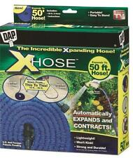 NEW DAP 09114 50 FOOT XHOSE GARDEN HOSE AUTOMATIC EXPANDING WATER HOSE AS ON TV