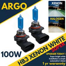 Hb3 100w Blanco Actualizacion Xenon Hid 9005 Bombillas para Faros Frontales