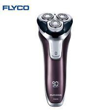 FLYCO FS376 Men Triple Blade 3D Rotary Washable Electric Shaver Razor