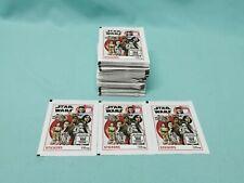 Topps Star Wars Die letzten Jedi Sticker 100 Tüten / 500 Sticker The last Jedi