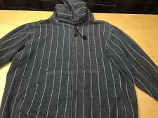 Full-Zip Hoodie Size XLarge Champs striped with zipper