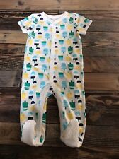 GYMBOREE Popsicle Baby Boy Sleeper Footed Nwt Size 3-6 M