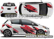 Toyota Yaris Rally 002 Completo Motorsport Racing Graphics Pegatinas Calcomanías De Vinilo