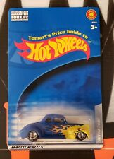 HOT WHEELS TOMART'S PRICE GUIDE ** '40 FORD COUPE ** BLUE 1:64