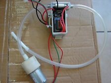 Tk P12v2702 Micro Air Pump With Power Transformer Viva Selfclean Water Coolers