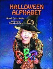 Halloween Alphabet [Paperback]