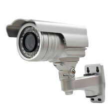 "DVR Video Cctv Security Camera Sony 600TVL 1/3"" HD Color 4-9mm Lens Outdoor w19"