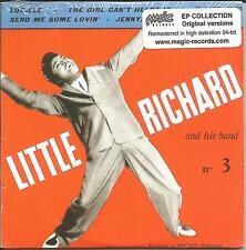 LITTLE RICHARD EP no3 LIMITED 24 BIT REMASTER FRANCE CD Single SEALED USA seller