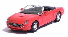 FORD THUNDERBIRD SPIDER 2000 - ROSSA  SCALA 1:43 - Road Signature