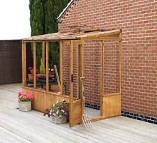 Mercia 8x4 Pent Greenhouse Unit