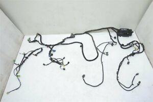 2001 Honda Civic 4DR LX Headlight Engine Room Wiring Harness 32200-S5A-A10