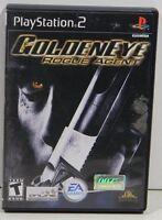 goldeneye rogue agent ( sony playstation 2 2004 ) ps2