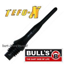 versandkostenfrei 100 Stück Bull/'s Dart-Spitzen *** TEFO  X *** schwarz
