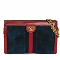 AUTHENTIC GUCCI Ophidia Double G Web 503877 D6ZYG 4064 Shoulder Bag Small ...