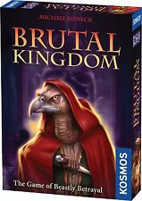 Brutal Kingdom Game of Beastly Betrayal by Michael Rieneck Kosmos 692506