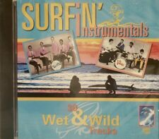 SURFIN' INSTRUMENTALS - 30 Wet & Wild Tracks