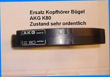 AKG Kopf Band Ersatz Bügel K80 Kopfhörer technisch 100%OK