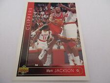 Carte NBA UPPER DECK 1993-94 FR #84 Mark Jackson Los Angeles Clippers