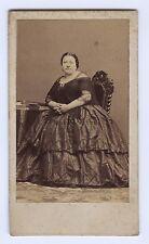 Marietta Alboni Italia Italie Opéra Cdv par Disderi Paris Vintage ca 1860