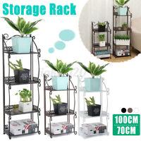3/4 Layer Bathroom Shower Shelf Kitchen Bath Rack Home Storage Holder Organizer
