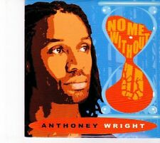 (DZ530) Anthoney Wright, No Me Without You - 2008 DJ CD