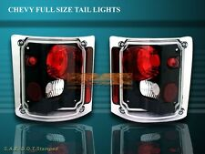1973-1991 SUBURBAN/BLAZER BK TAIL LIGHTS 1990 1989 1988