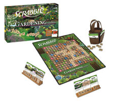 Gardening Edition SCRABBLE New 2011 8+ Boys & Girls and USAopoly