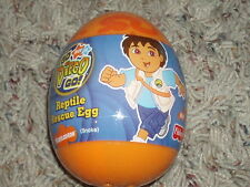 "NEW NICK JR FISHER PRICE GO DIEGO GO REPTILE RESCUE 4"" ORANGE SNAKE EASTER EGG"