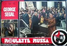 fotobusta 1977 ROULETTE RUSSA-George Segal-Denholm Elliott-Gordon Jackson--1