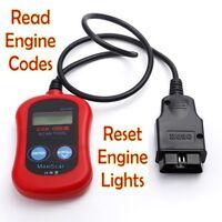 Car Fault Code Reader Engine Scanner Diagnostic Tester Tool OBD2 OBDII CAN BUS