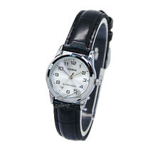 -Casio LTPV001L-7B Ladies' Strap Fashion Watch New & 100% Authentic