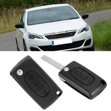 For Citroen C3 C4 C5 C6 Picasso 3Button Remote Key Fob Case Blade Cover Shell
