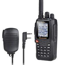 KG-UV8D Wouxun VHF/UHF Hand funkgerät 5W + Lautsprecher Mikrofon- Handfunkgerät