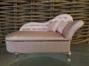 Lisbeth Dahl Spieluhr rosa mit Spiegel  NEU