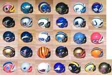 """*Replacement* 2"""" NFL Mini Helmets for Mighty Helmet Racers Game **CHOOSE ONE**"""