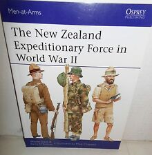 BOOK OSPREYMAA #486 The New Zealand Expeditionary Force in World War II op 1st