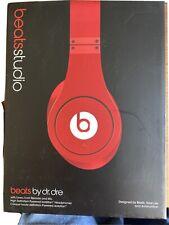 Genuine Beats by Dr Dre Studio (Original) Noise Cancelling Headphones