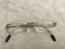 EYEPHORICS SWISS MADE SFE Oval Rimless Sport Eyeglasses Frames