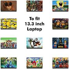 Piel de vinilo Laptop 13.3 in (approx. 33.78 cm) Toon/Calcomanía/Pegatina/Cubierta-somestuff 247-LP10