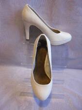 New Look Standard (B) 100% Leather Upper Heels for Women
