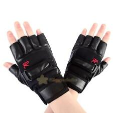 Pro Men Weight Lifting Gym Fitness Exercise Training Body Building Sports Gloves