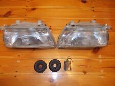 Honda Civic 88-91 Hb Headlights With Level Adjustment STANLEY OEM EDM EUDM LHD