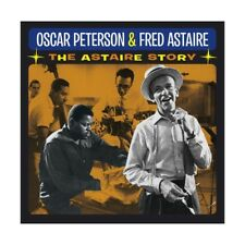 CD OSCAR PETERSON E FRED ASTAIRE THE ASTAIRE STORY 2 DISC SET  8436559465014