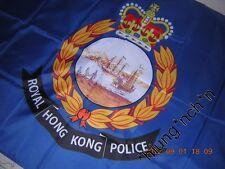 British Empire Flag Pre 1997 Royal Hong Kong Police Force RHKP Ensign 3ftX5ft