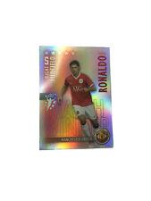 Shoot Out 2006/07 Cristiano Ronaldo Match Winner card CR7