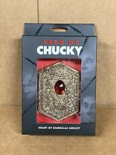 Childs Play Seed of Chucky Heart of Damballa Amulet Prop Trick Or Treat Studios