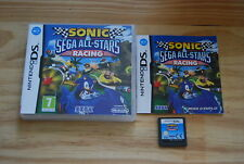 SONIC ALL-STARS RACING - NINTENDO DS - VF