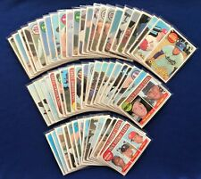 1969 TOPPS LOT OF 57 BASEBALL CARDS BEAUTIFUL EXMT+ **HI NUMBERS!!* ALL PICTURED